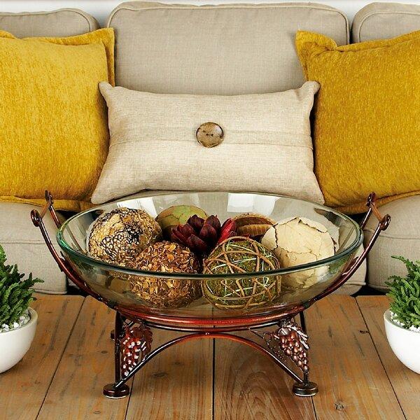 Cieslak Lounging Fruit Bowl by Fleur De Lis Living
