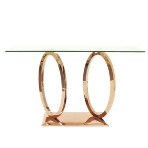 Bezout Console Table by Mercer41