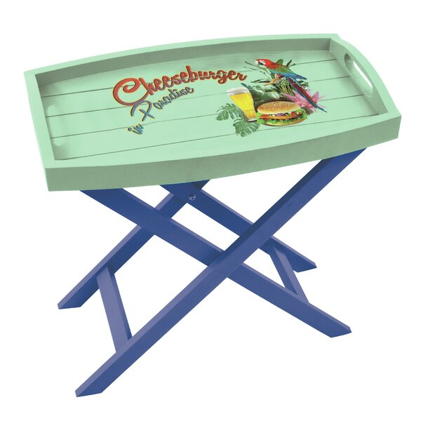 Cheeseburger Side Table by Margaritaville