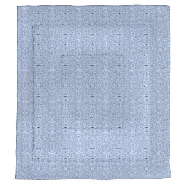 Avicia Pastel Third Eye Pattern Single Reversible Comforter