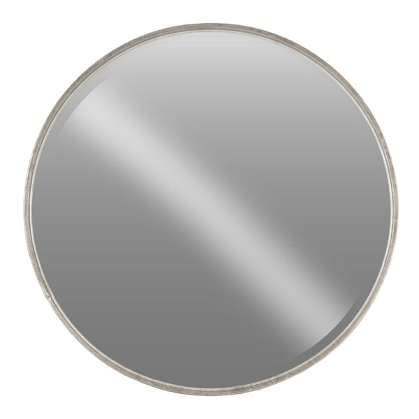 Metal Wall Mirror by Urban Trends