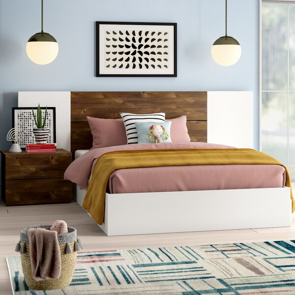 Totten Platform 4 Piece Bedroom Set by Mack & Milo