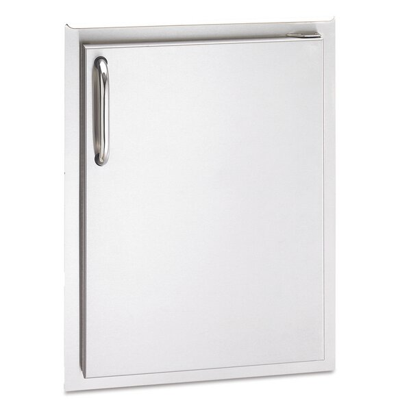 Single Access Door with Double Wall by American Outdoor Grill