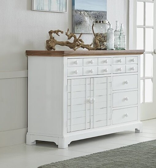 Pineville Dining Sideboard by Rosecliff Heights