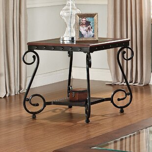 Savings Lehmann End Table By Darby Home Co