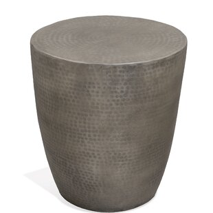 Issleib Drum End Table