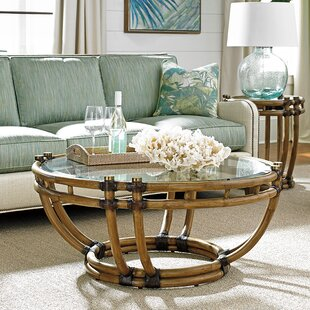 Buy luxury Twin Palms Coffee Table By Tommy Bahama Home