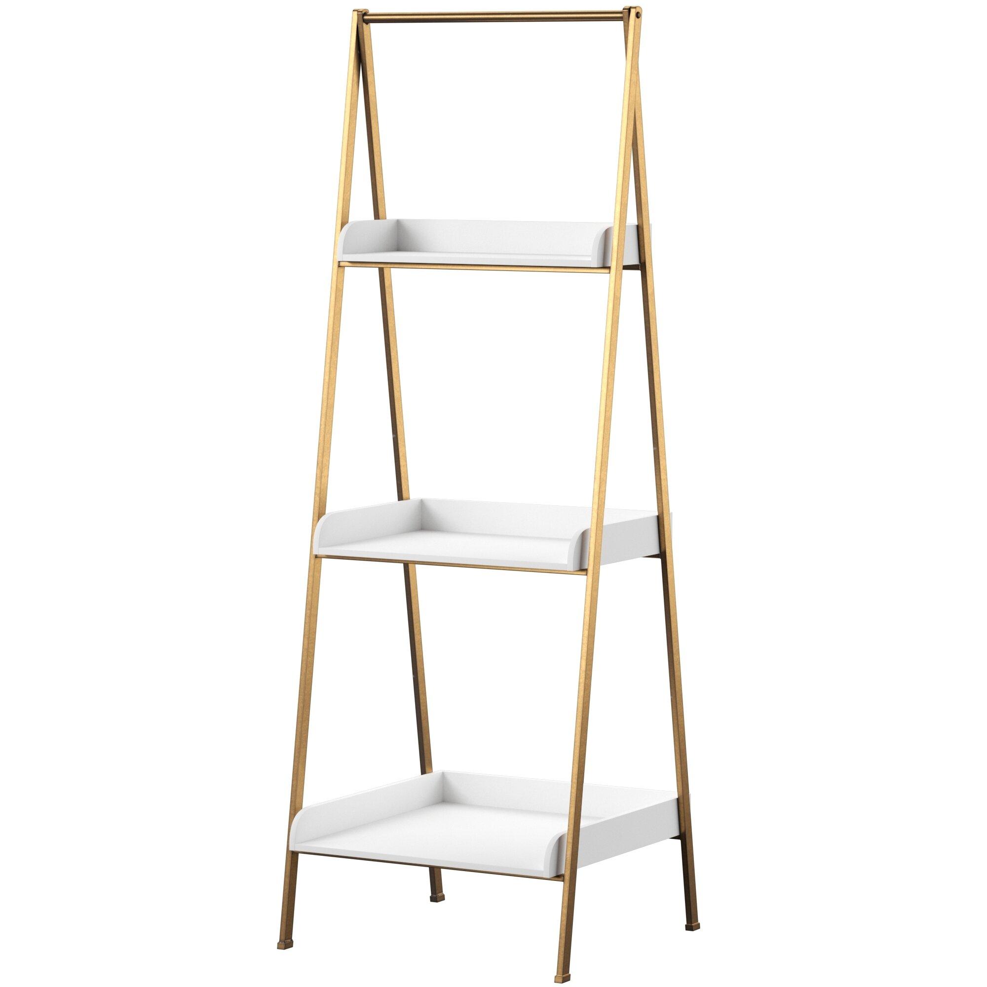 Shangrila Ladder Bookcase