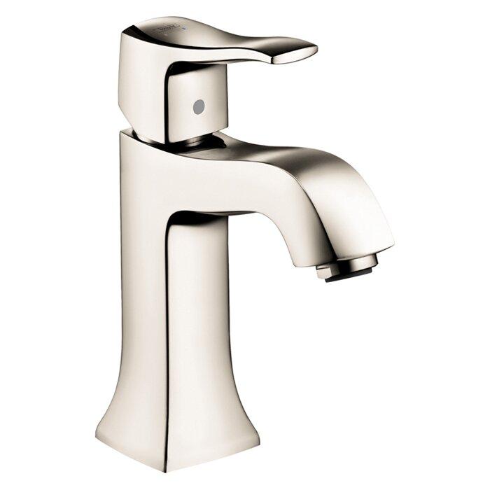 Single Bathroom Faucets