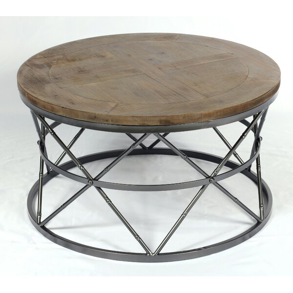 Kasey Coffee Table by Williston Forge Williston Forge