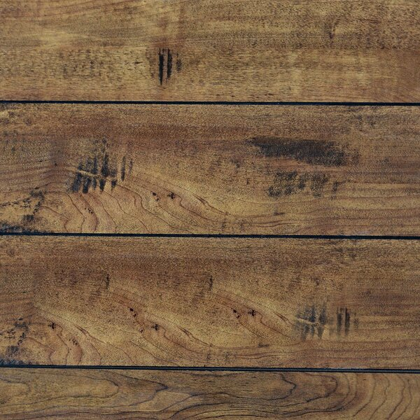 5 x 48 x 12.3mm  Laminate Flooring in Harvest Gold (Set of 22) by Serradon