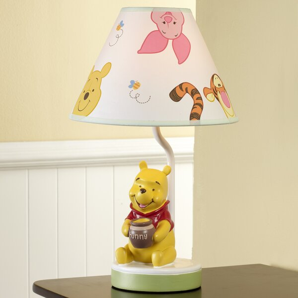 Disney Winnie the Pooh Peeking Pooh 16 Table Lamp by Carter's®