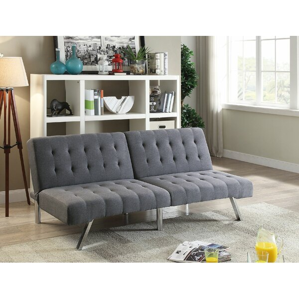 Ina Adjustable Futon Sofa by Ivy Bronx