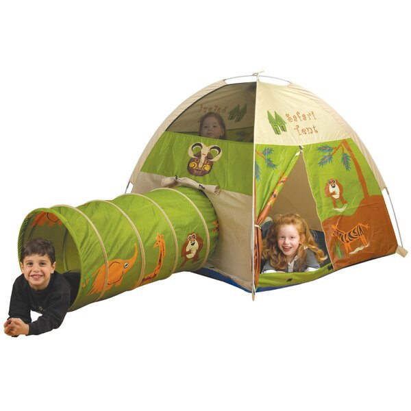 Jungle Safari Play Combination Play Tunnel with Ca