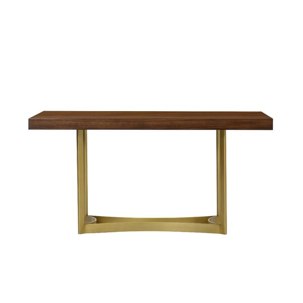 Nolanville Dining Table by Everly Quinn Everly Quinn