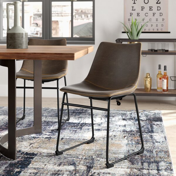 #1 Bamey Upholstered Chair (Set Of 2) By Trent Austin Design New