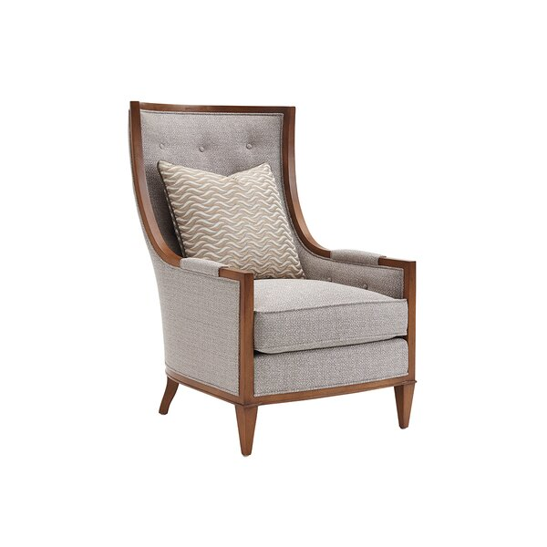 Kitano Greenwood Armchair by Lexington