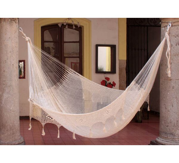 Nylon Tree Hammock by Novica