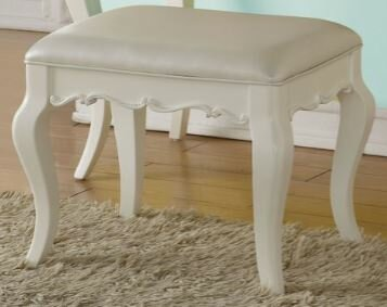 Eddins Vanity Stool by Harriet Bee