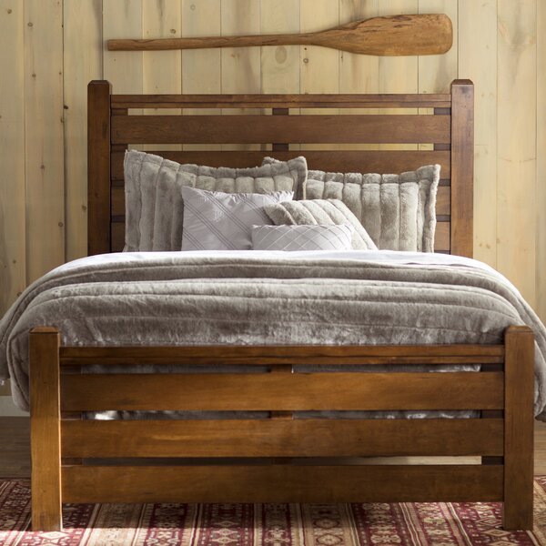 Cergy Standard Bed by Loon Peak