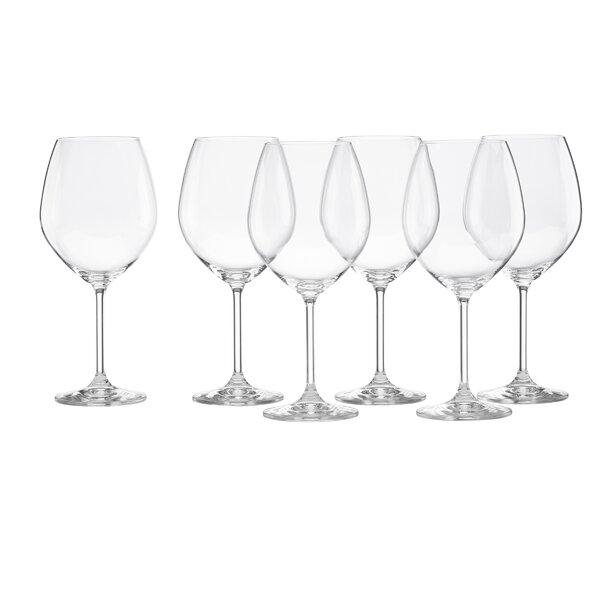 Tuscany Classics Red Wine Glass Set (Set of 6) by Lenox