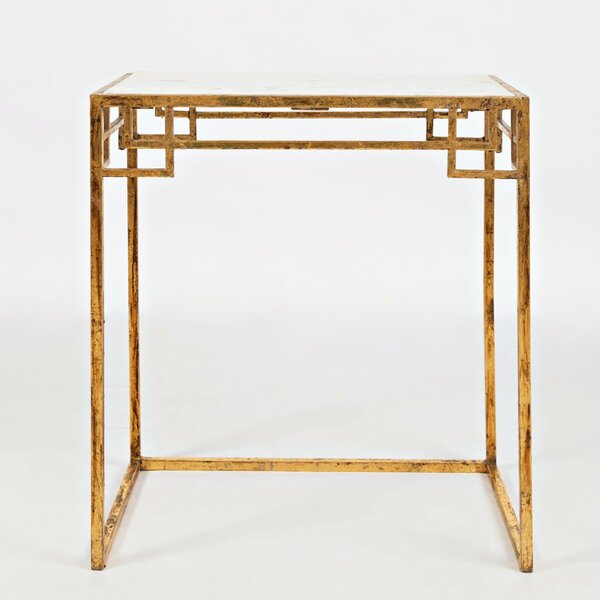 Oppelo Marble Nesting Tables by Everly Quinn