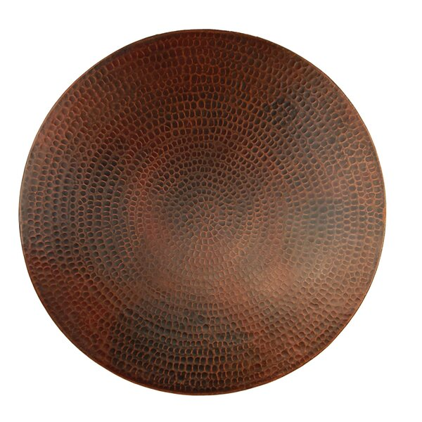 Hand Hammered Copper Lazy Susan by Premier Copper Products