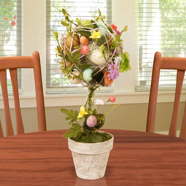 Easter Floor Plant in Pot by National Tree Co.