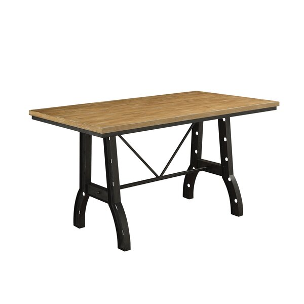 Cecile Counter Height Dining Table by Williston Forge