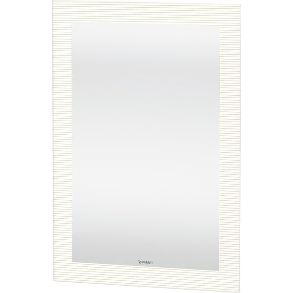 Cape Cod Modern Lighted Bathroom Mirror