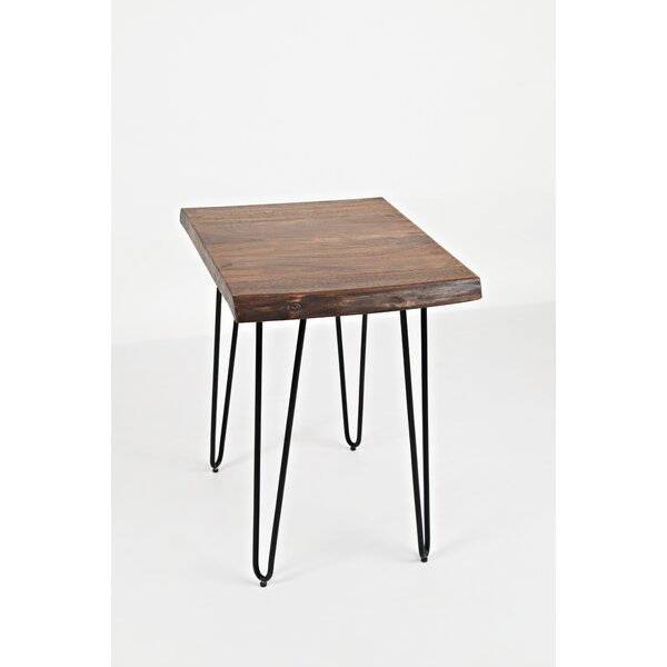 Lolotoe End Table by Union Rustic