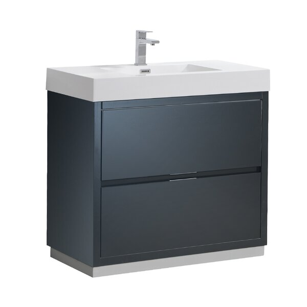 Senza Valencia 36 Single Bathroom Vanity Set by Fresca