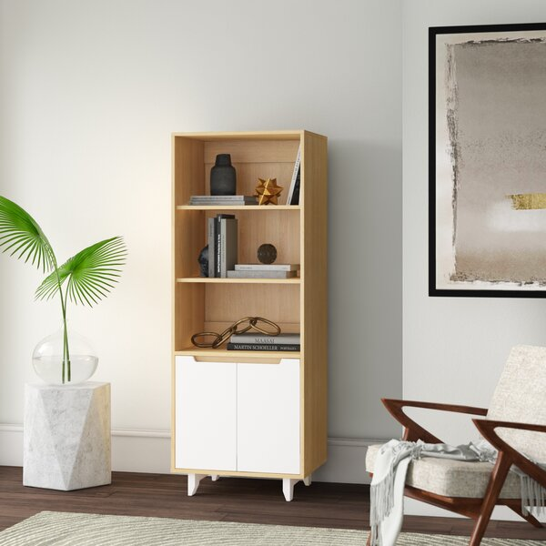 Coalmont Standard Bookcase By Mercury Row
