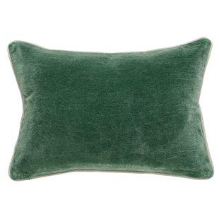 Vedika Velvet Lumbar Pillow