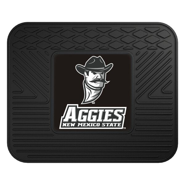 NCAA New Mexico State University Kitchen Mat by FANMATS