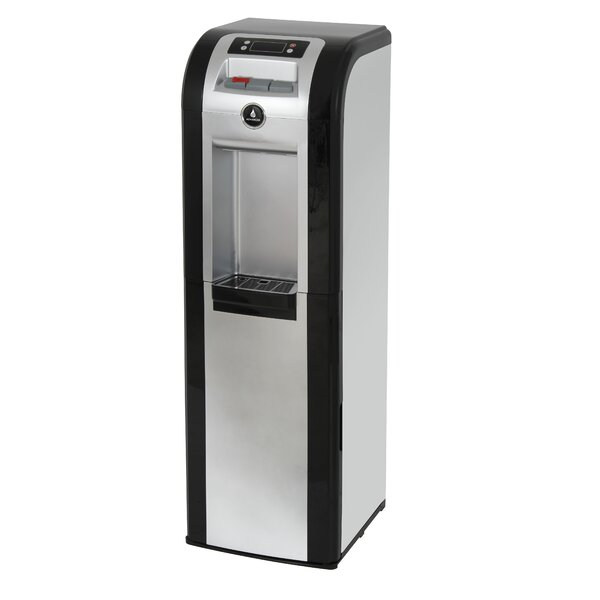 Free-Standing Hot, Cold, and Room Temperature Electric Water Cooler by vitapur
