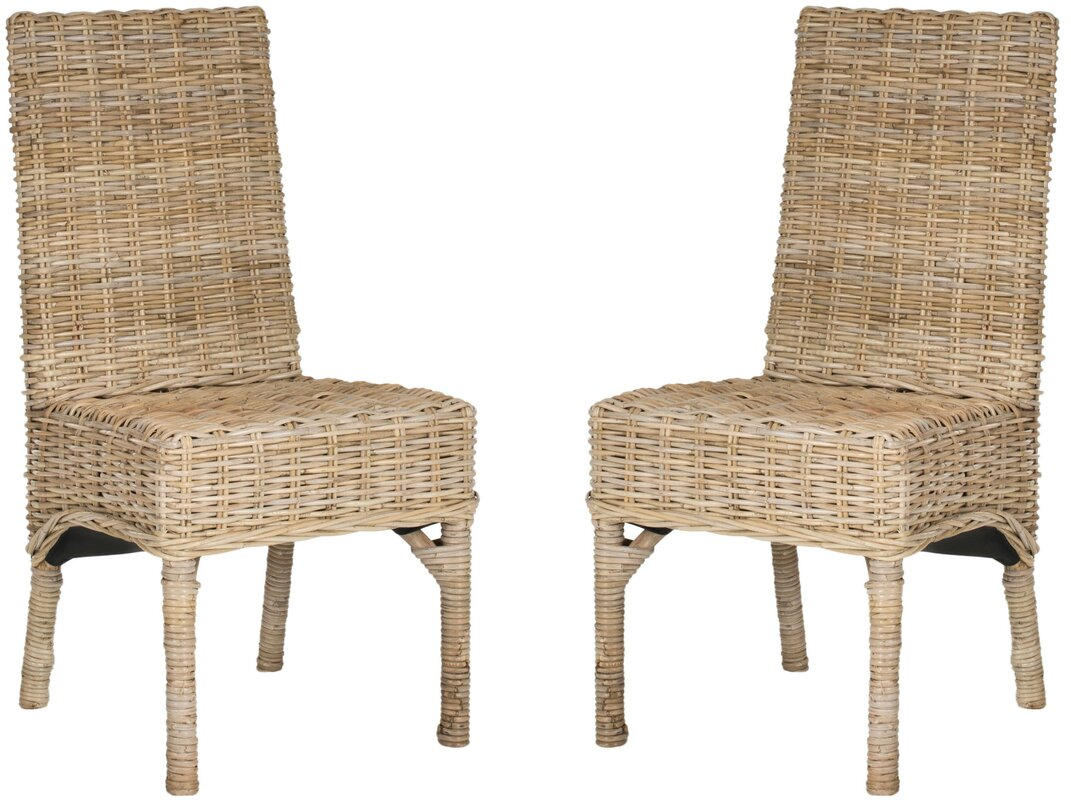 Beachcrest home yorkshire schooner solid wood dining chair