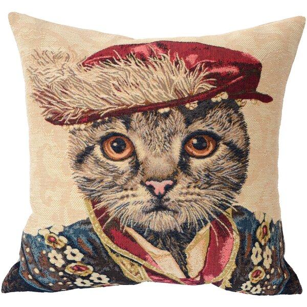 Marquis de Carabas Classic Throw Pillow by Jules Pansu