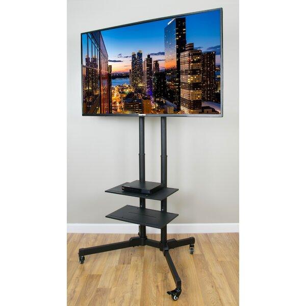 TV AV Cart For LCD LED Plasma Floor Stand Plan By Vivo