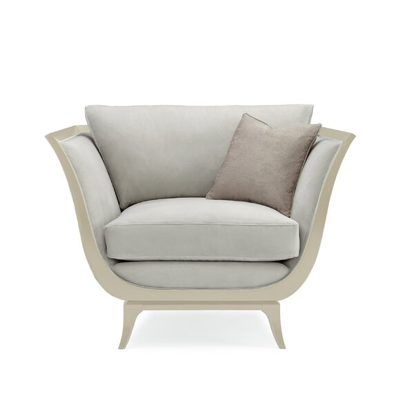 Love A-Flair Armchair By Caracole Classic