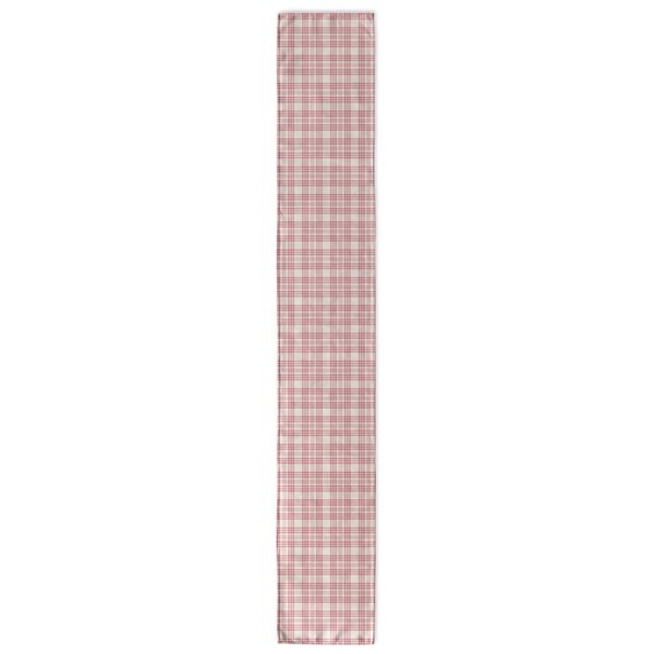 Ridgeley Plaid Table Runner by Harriet Bee