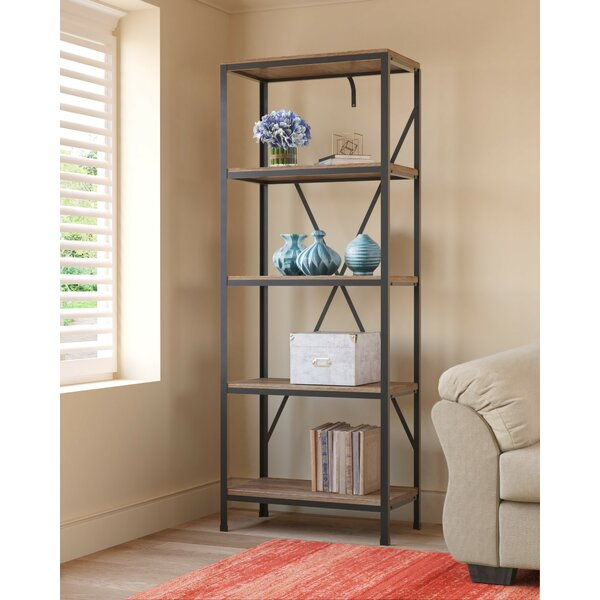 Stannard Etagere Bookcase by Gracie Oaks