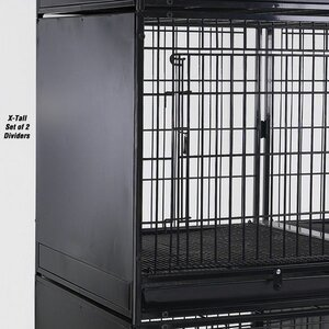 Modular X-Tall Cage Side Panel (Set of 2)