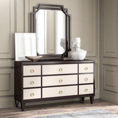 Bernhardt Set Drawer Dresser Mirror Dressers