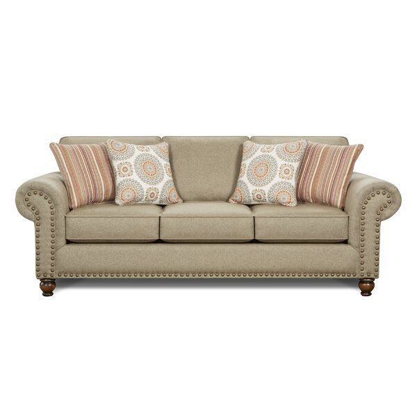 Carnaff Sleeper Sofa by Darby Home Co