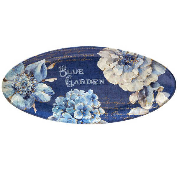 Gammon Oval Platter by Darby Home Co