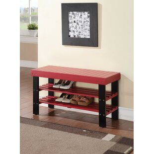 Searching for Kinkead Rectangular Wood Storage Bench By Winston Porter