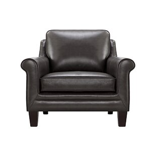 Corby Club Chair by 17 Stories