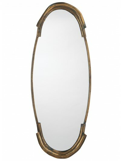 Marion Accent Mirror by World Menagerie