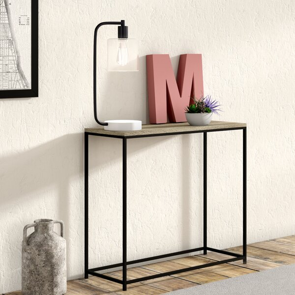 Compare Laperle Console Table by Williston Forge